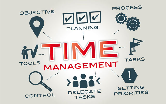 Pelatihan Effective Time Management & Delegation