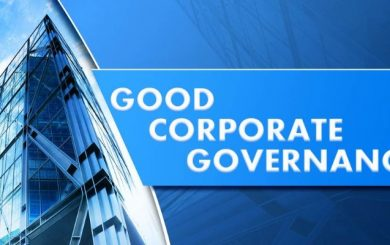 Pelatihan How to Internalize Good Corporate Governance (GCG)