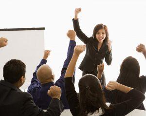 Pelatihan Improving Employee Motivation & Team Spirit
