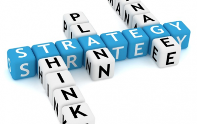 Training Becoming a Strategic Thinking Leader