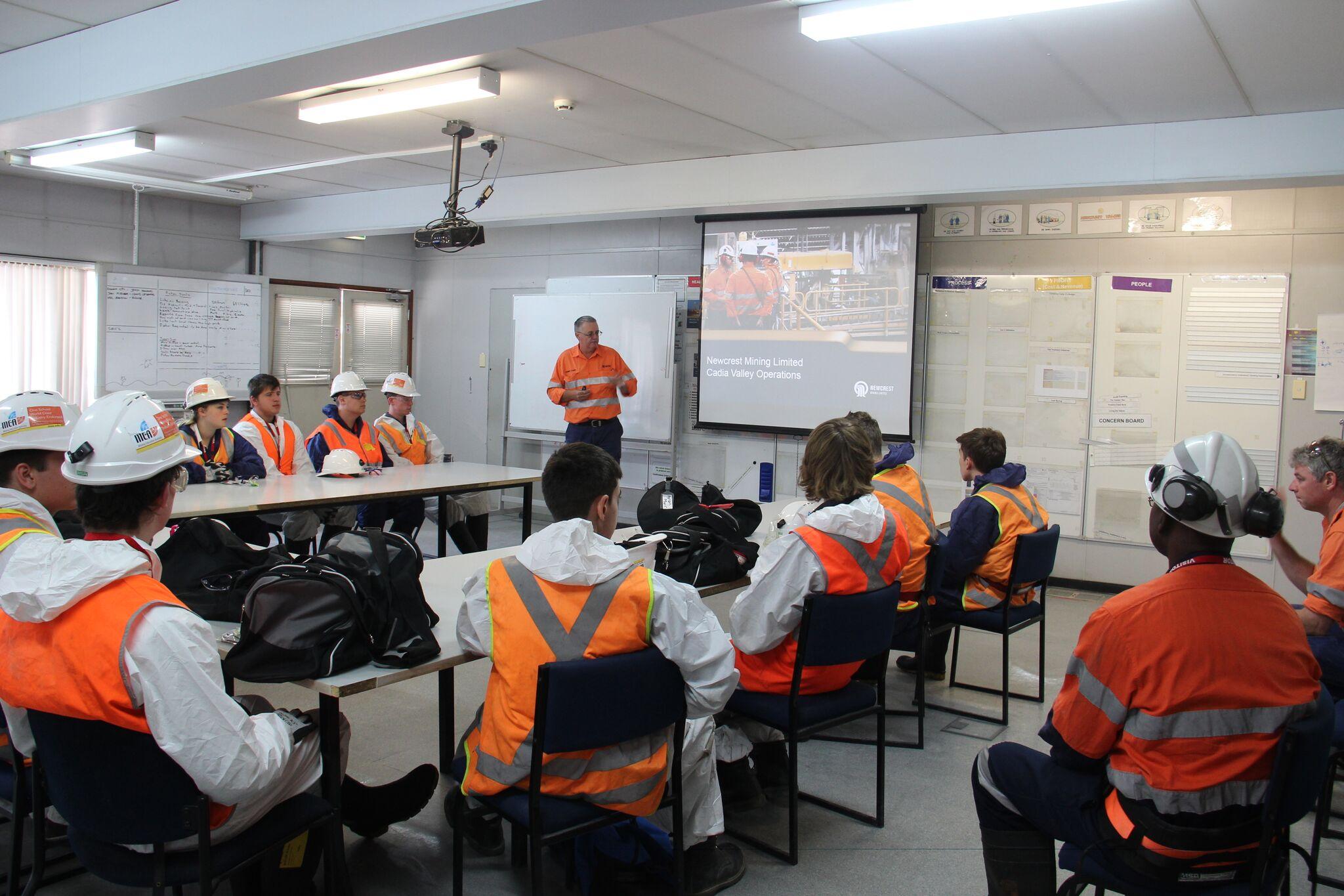 Training Energi Batubara dan Pemanfaatannya