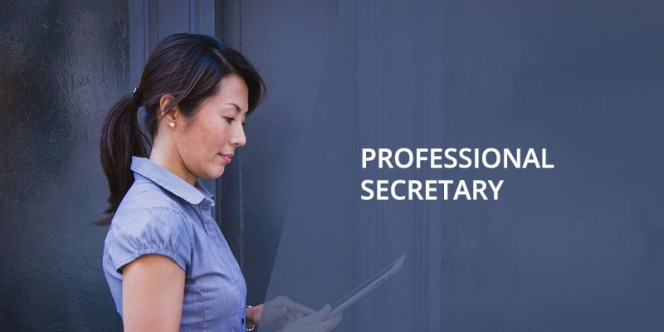 Training Professional Secretary