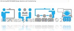 info training peralatan proses industri penukar panas