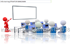 info training pemahaman dasar struktur bangunan