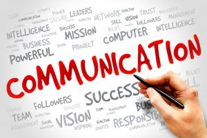 Training Building Strong Communication through Correspondence