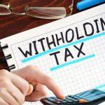Training Regulasi dan Aplikasi Withholding Tax Indonesia