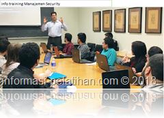 info training SECURITY DEVELOPMENT MANAGEMENT SYSTEM