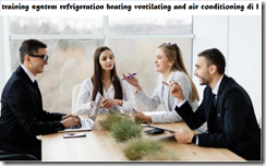 pelatihan basic treatment system refrigeration heating ventilating and air conditioning di bali