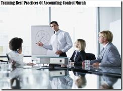 training perkembangan dan konsep accounting control murah