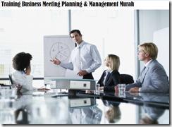 training langkah-langkah dalam mempersiapkan meeting murah