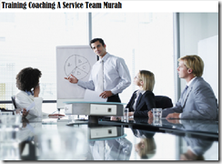 training konsep coaching a service team murah