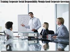 training konsep corporate social responsibility murah