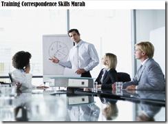 training pedoman penulisan berbagai naskah bisnis murah