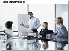 training konsep delegasi dengan efektif murah