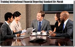 training konsep reporting dan disclosure dalam ifrs murah