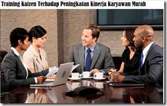 training menyusun langkah-langkah dalam penerapan kaizen murah