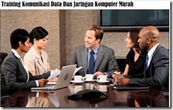 training konsep komunikasi data dan jaringan komputer murah
