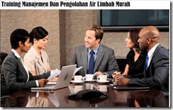 training teknik pengelolaan limbah di perusahaan murah