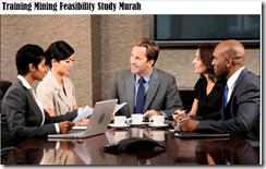 training studi kelayakan pertambangan murah