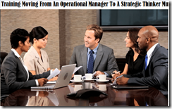 training define operational management and strategic thinking murah