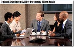 training teknik-teknik negosiasi yang efektif murah