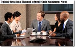 training konsep dan implementasi manajemen rantai pasokan murah