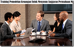 training dasar-dasar corporate budgeting murah