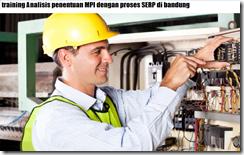 pelatihan MPI Dengan Proses System & Equipment Reliability & Prioritization (SERP) di bandung