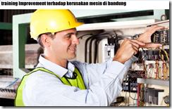 pelatihan Manajemen Praktis dalam Merawat Mesin di bandung