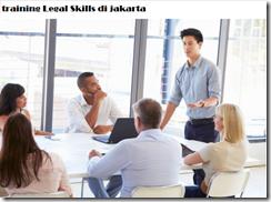pelatihan Legal Skills For Inhouse Lawyer di jakarta