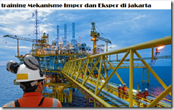 pelatihan Shipping, Port Activities and Clearance at the port di jakarta
