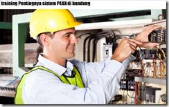 pelatihan PABX and Trunking System di bandung