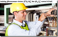 pelatihan Operation and Maintenace for HVAC System & PLC Control di bali