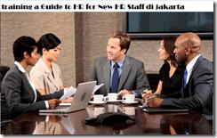 pelatihan HR STAFF di jakarta
