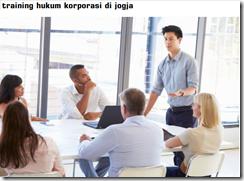 pelatihan aspek hukum merger, konsolidasi, akuisisi dan pemisahan perusahaan di jogja