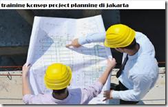 pelatihan perencanaan dan pengendalian proyek di jakarta