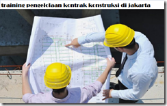 pelatihan Project - Contract Documentation Management di jakarta