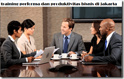 pelatihan business performance and productivity di jakarta
