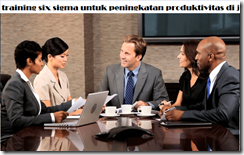 pelatihan business excellence through lean six sigma management di jakarta