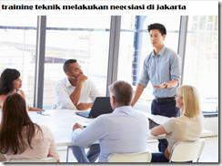 pelatihan ilmu manajemen dan hukum dalam kontrak negosiasi di jakarta