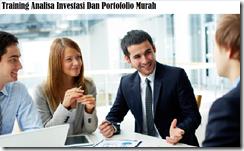 training manajemen portofolio murah