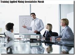 Training Geo-Statistical Method Murah