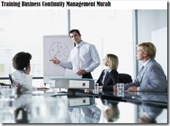 Training Strategi Business Continuity Murah