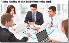 training prosedur dalam menangani suatu permasalahan murah