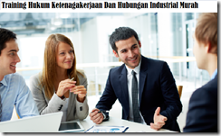 training labour law and industrial relations murah