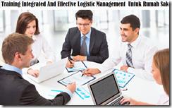 training konsep dasar manajemen logistic rumah sakit murah