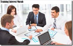 training konsep interest murah