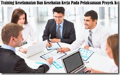 training kegiatan penyelenggaraan program k3 pada proyek konstruksi murah