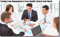 training langkah implementasi lean management dan seven tools murah