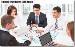 training keterampilan dalam negosiasi murah